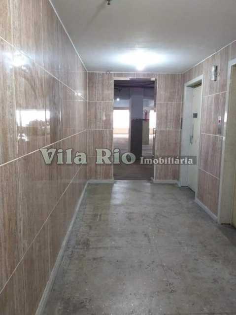 CIRCULAÇÃO EXTERNA - Apartamento 2 quartos à venda Cascadura, Rio de Janeiro - R$ 210.000 - VAP20511 - 20