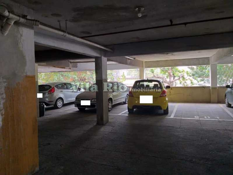 GARAGEM - Apartamento 2 quartos à venda Cascadura, Rio de Janeiro - R$ 210.000 - VAP20511 - 21