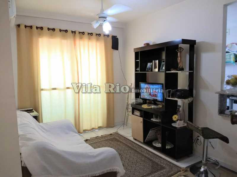 SALA 1 - Apartamento 3 quartos à venda Taquara, Rio de Janeiro - R$ 270.000 - VAP30154 - 1