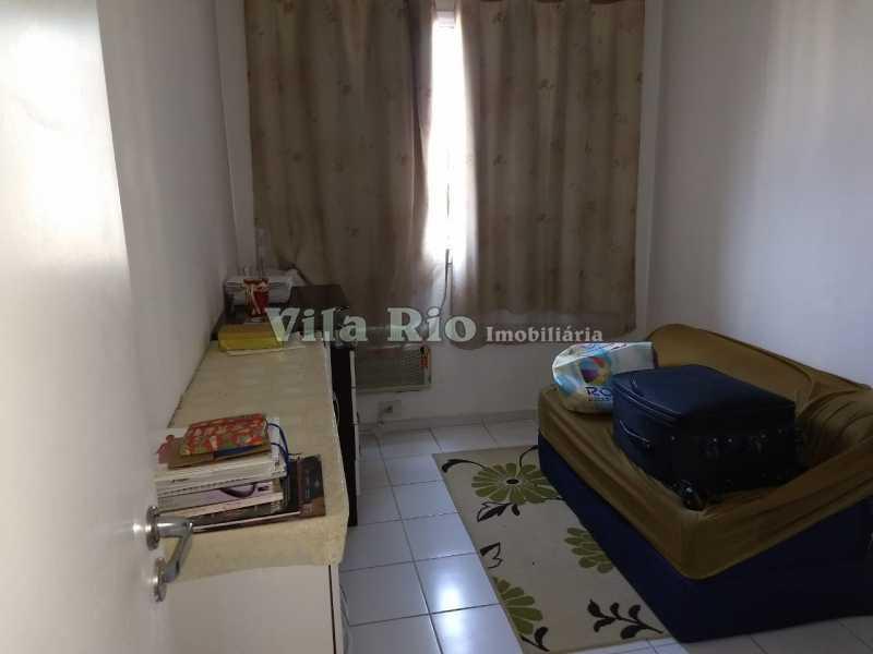 QUARTO 2 - Apartamento 3 quartos à venda Taquara, Rio de Janeiro - R$ 270.000 - VAP30154 - 7