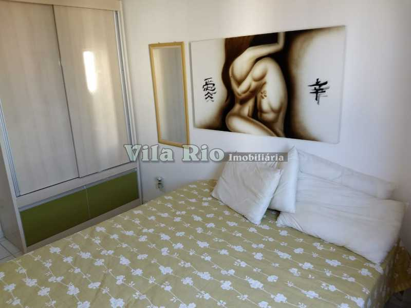 QUARTO 4 - Apartamento 3 quartos à venda Taquara, Rio de Janeiro - R$ 270.000 - VAP30154 - 9