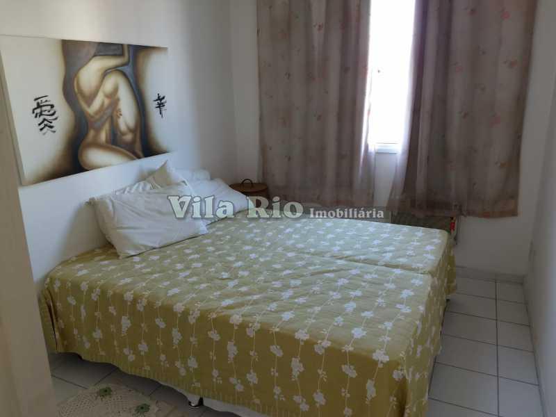 QUARTO 7 - Apartamento 3 quartos à venda Taquara, Rio de Janeiro - R$ 270.000 - VAP30154 - 12