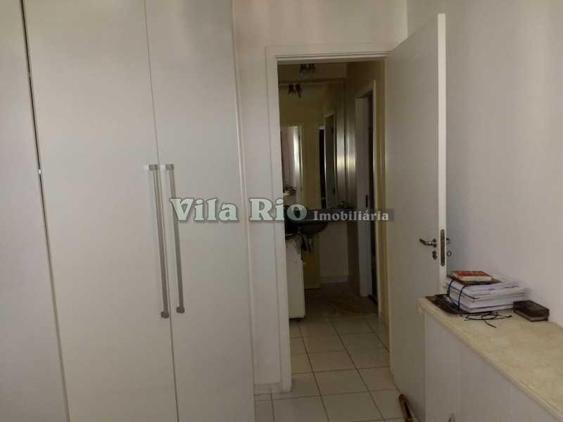 QUARTO 8 - Apartamento 3 quartos à venda Taquara, Rio de Janeiro - R$ 270.000 - VAP30154 - 13