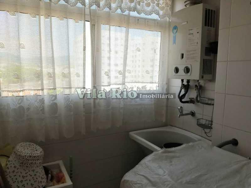 ÁREA - Apartamento 3 quartos à venda Taquara, Rio de Janeiro - R$ 270.000 - VAP30154 - 21