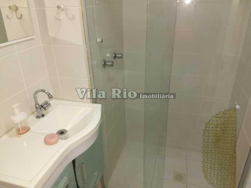 BANHEIRO 2 - Apartamento 3 quartos à venda Taquara, Rio de Janeiro - R$ 270.000 - VAP30154 - 16