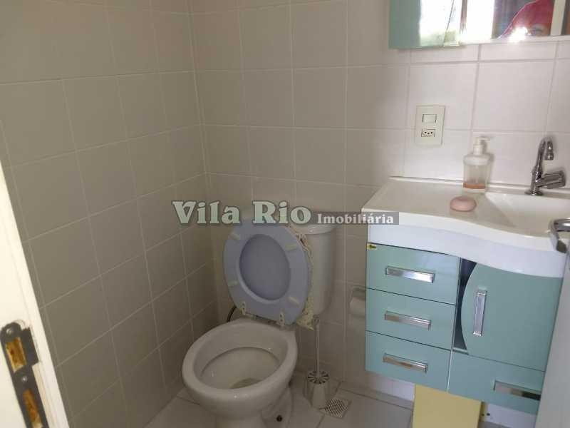BANHEIRO 3 - Apartamento 3 quartos à venda Taquara, Rio de Janeiro - R$ 270.000 - VAP30154 - 17