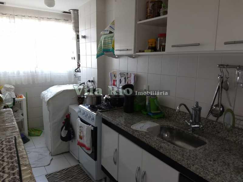 COZINHA 1 - Apartamento 3 quartos à venda Taquara, Rio de Janeiro - R$ 270.000 - VAP30154 - 18