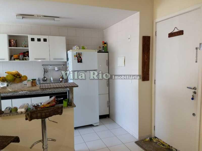 COZINHA 2 - Apartamento 3 quartos à venda Taquara, Rio de Janeiro - R$ 270.000 - VAP30154 - 19
