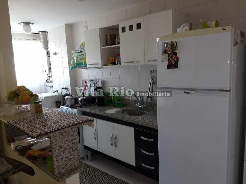 COZINHA 3 - Apartamento 3 quartos à venda Taquara, Rio de Janeiro - R$ 270.000 - VAP30154 - 20