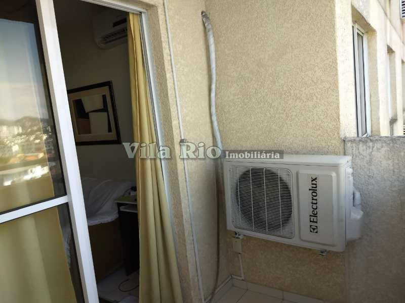 VARANDA 1 - Apartamento 3 quartos à venda Taquara, Rio de Janeiro - R$ 270.000 - VAP30154 - 22