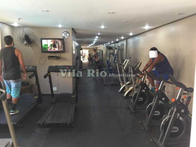 ACADEMIA. - Apartamento 3 quartos à venda Taquara, Rio de Janeiro - R$ 270.000 - VAP30154 - 24