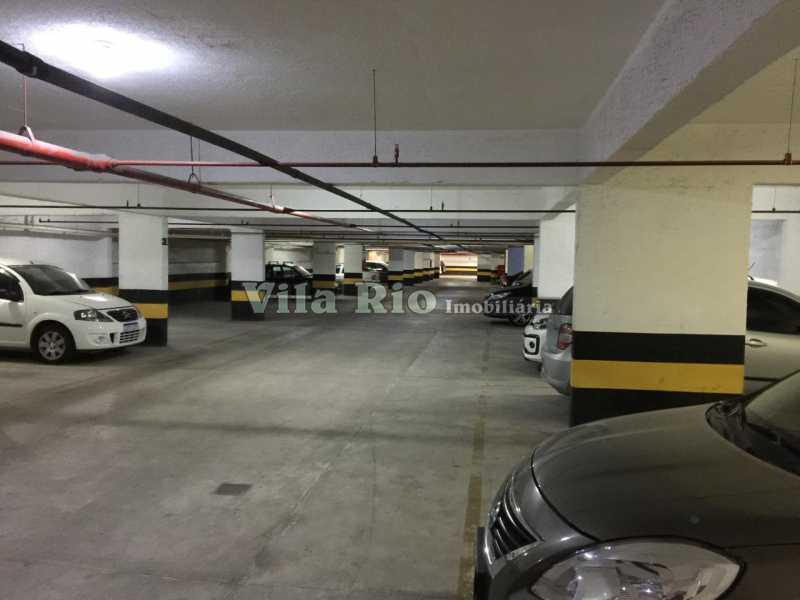 GARAGEM. - Apartamento 3 quartos à venda Taquara, Rio de Janeiro - R$ 270.000 - VAP30154 - 25