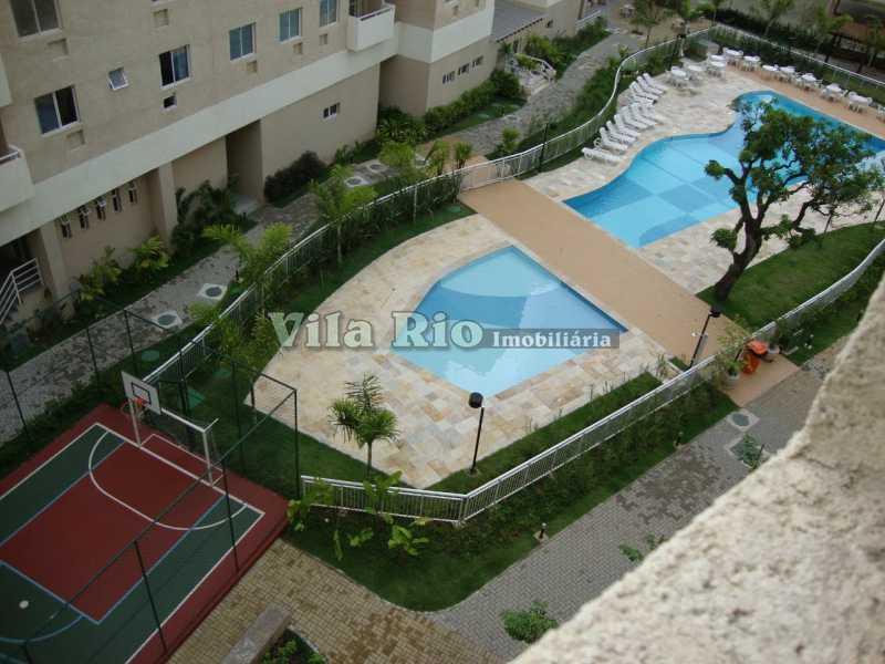 PISCINA1 - Apartamento 3 quartos à venda Taquara, Rio de Janeiro - R$ 270.000 - VAP30154 - 27
