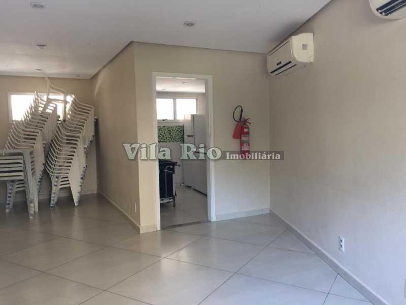 SALÃO FESTAS. - Apartamento 3 quartos à venda Taquara, Rio de Janeiro - R$ 270.000 - VAP30154 - 30