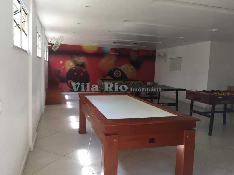 SALÃO JOGOS. - Apartamento 3 quartos à venda Taquara, Rio de Janeiro - R$ 270.000 - VAP30154 - 31