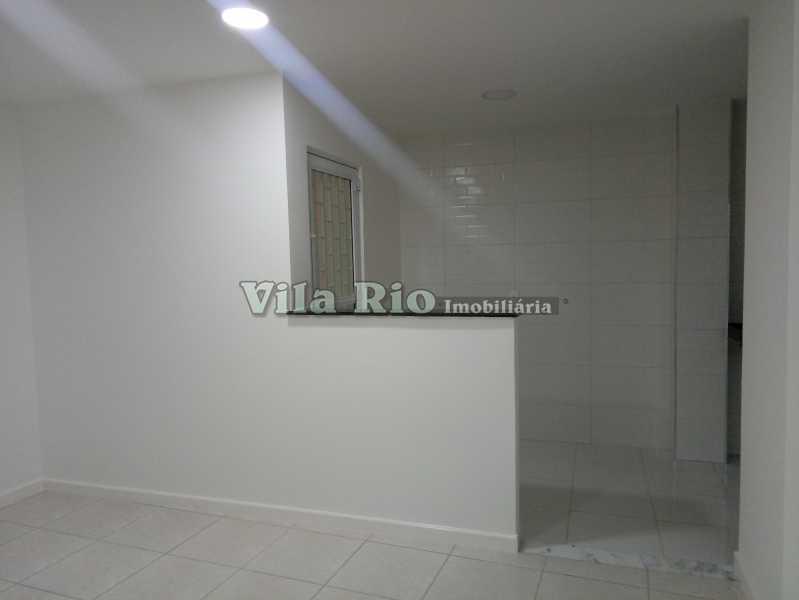 SALA 3 - Apartamento 1 quarto à venda Vila Kosmos, Rio de Janeiro - R$ 245.000 - VAP10047 - 4