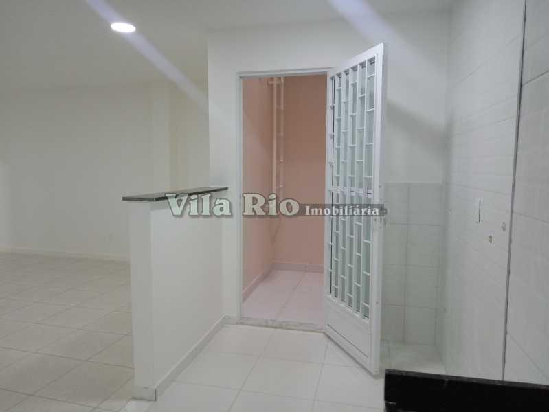 SALA 4 - Apartamento 1 quarto à venda Vila Kosmos, Rio de Janeiro - R$ 245.000 - VAP10047 - 5