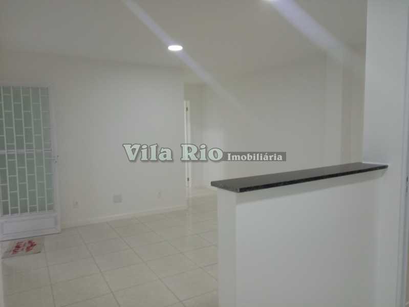 SALA 5 - Apartamento 1 quarto à venda Vila Kosmos, Rio de Janeiro - R$ 245.000 - VAP10047 - 6