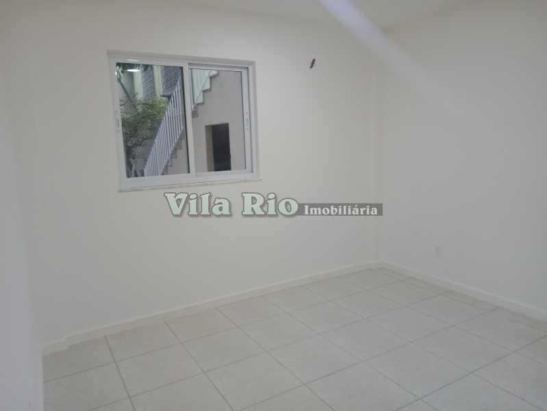 QUARTO 1 - Apartamento 1 quarto à venda Vila Kosmos, Rio de Janeiro - R$ 245.000 - VAP10047 - 7