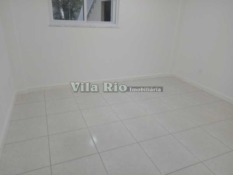 QUARTO 2 - Apartamento 1 quarto à venda Vila Kosmos, Rio de Janeiro - R$ 245.000 - VAP10047 - 8