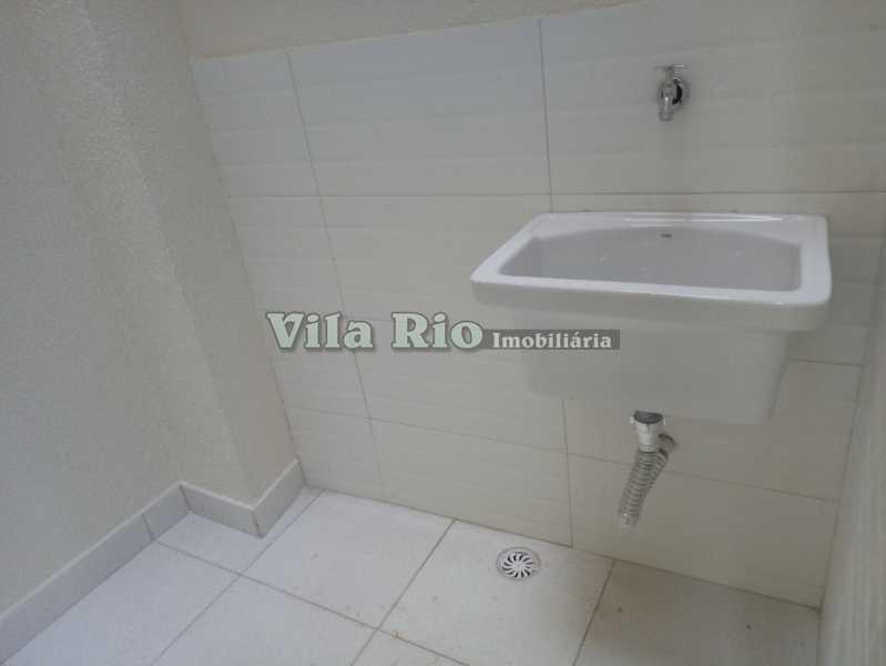 ÁREA 1 - Apartamento 1 quarto à venda Vila Kosmos, Rio de Janeiro - R$ 245.000 - VAP10047 - 13