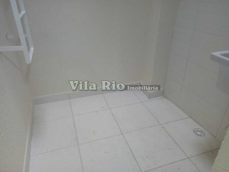 ÁREA 2 - Apartamento 1 quarto à venda Vila Kosmos, Rio de Janeiro - R$ 245.000 - VAP10047 - 14