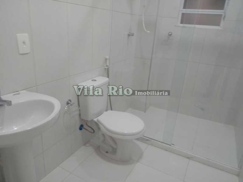 BANHEIRO 1 - Apartamento 1 quarto à venda Vila Kosmos, Rio de Janeiro - R$ 245.000 - VAP10047 - 9