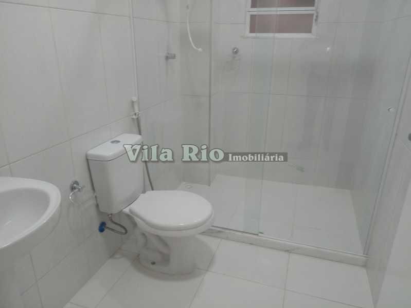 BANHEIRO 2 - Apartamento 1 quarto à venda Vila Kosmos, Rio de Janeiro - R$ 245.000 - VAP10047 - 10