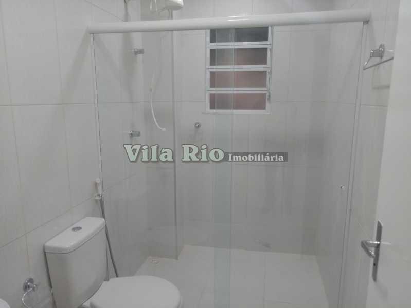 BANHEIRO 3 - Apartamento 1 quarto à venda Vila Kosmos, Rio de Janeiro - R$ 245.000 - VAP10047 - 11