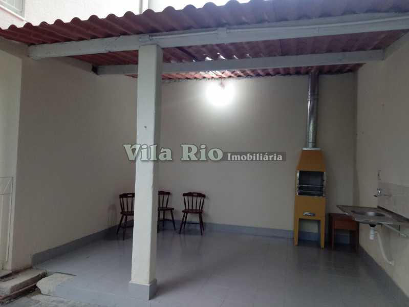 CHURRASQUEIRA - Apartamento 1 quarto à venda Vila Kosmos, Rio de Janeiro - R$ 245.000 - VAP10047 - 15