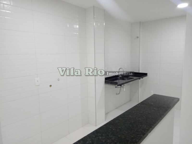 COZINHA - Apartamento 1 quarto à venda Vila Kosmos, Rio de Janeiro - R$ 245.000 - VAP10047 - 12