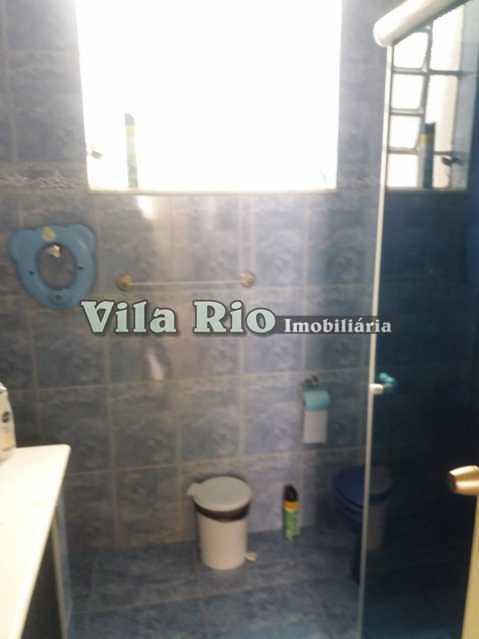 BANHEIRO 1 - Apartamento 1 quarto à venda Vila Kosmos, Rio de Janeiro - R$ 420.000 - VAP10048 - 5