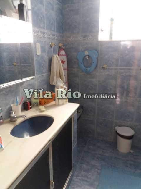 BANHEIRO 2 - Apartamento 1 quarto à venda Vila Kosmos, Rio de Janeiro - R$ 420.000 - VAP10048 - 6