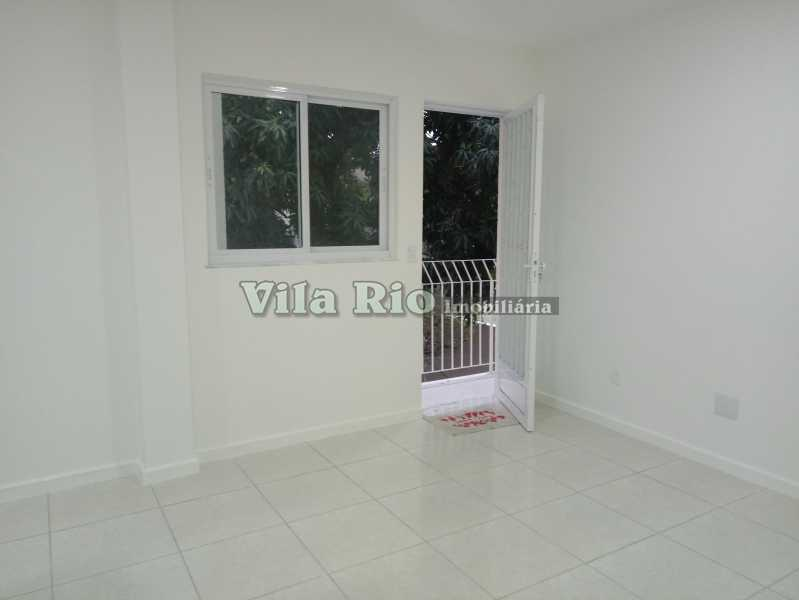 SALA 1 - Apartamento 1 quarto à venda Vila Kosmos, Rio de Janeiro - R$ 235.000 - VAP10049 - 1