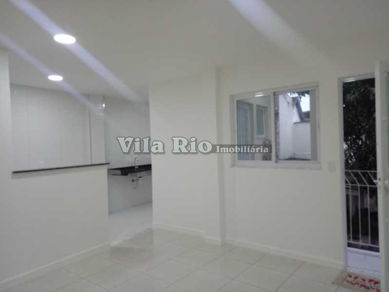 SALA 2 - Apartamento 1 quarto à venda Vila Kosmos, Rio de Janeiro - R$ 235.000 - VAP10049 - 3