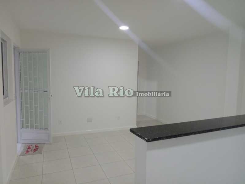 SALA 3 - Apartamento 1 quarto à venda Vila Kosmos, Rio de Janeiro - R$ 235.000 - VAP10049 - 4