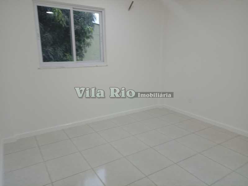 QUARTO 1 - Apartamento 1 quarto à venda Vila Kosmos, Rio de Janeiro - R$ 235.000 - VAP10049 - 5