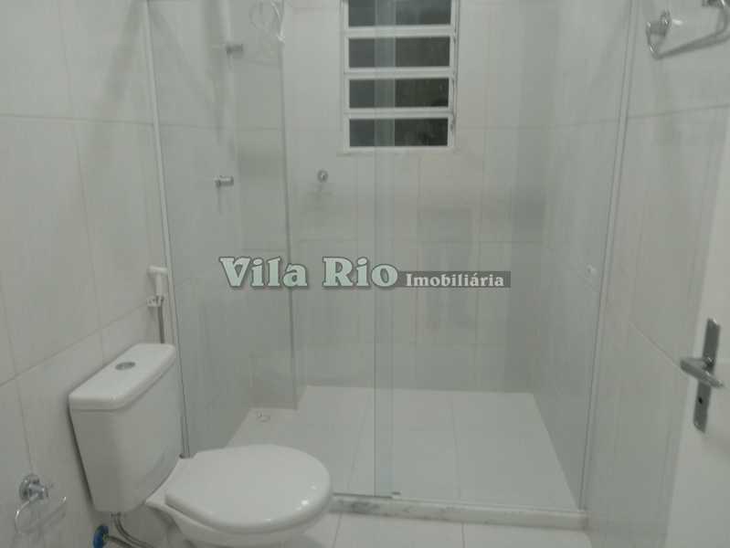 BANHEIRO 2 - Apartamento 1 quarto à venda Vila Kosmos, Rio de Janeiro - R$ 235.000 - VAP10049 - 8