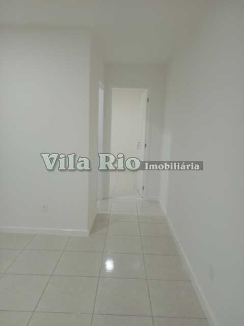 CIRCULAÇÃO - Apartamento 1 quarto à venda Vila Kosmos, Rio de Janeiro - R$ 235.000 - VAP10049 - 9