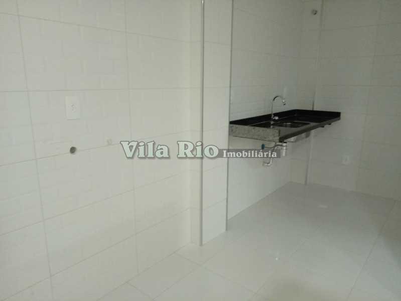 COZINHA 1 - Apartamento 1 quarto à venda Vila Kosmos, Rio de Janeiro - R$ 235.000 - VAP10049 - 10