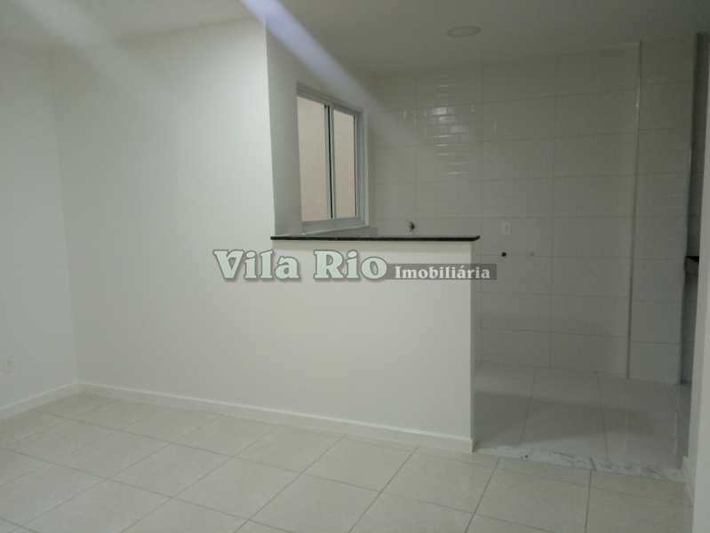 COZINHA 2 - Apartamento 1 quarto à venda Vila Kosmos, Rio de Janeiro - R$ 235.000 - VAP10049 - 11