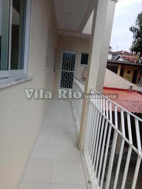 VARANDA 2 - Apartamento 1 quarto à venda Vila Kosmos, Rio de Janeiro - R$ 235.000 - VAP10049 - 14