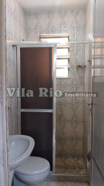 BANHEIRO 1. - Apartamento 1 quarto à venda Cordovil, Rio de Janeiro - R$ 130.000 - VAP10051 - 7
