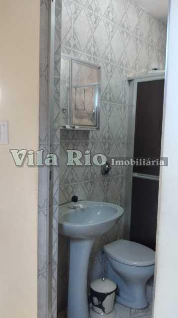 BANHEIRO 2. - Apartamento 1 quarto à venda Cordovil, Rio de Janeiro - R$ 130.000 - VAP10051 - 8