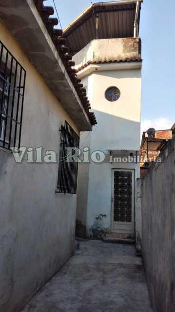 ENTRADA. - Apartamento 1 quarto à venda Cordovil, Rio de Janeiro - R$ 130.000 - VAP10051 - 14