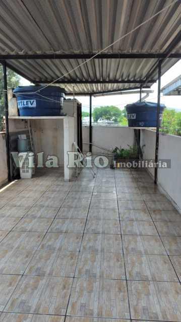 TERRAÇO 1. - Apartamento 1 quarto à venda Cordovil, Rio de Janeiro - R$ 130.000 - VAP10051 - 15