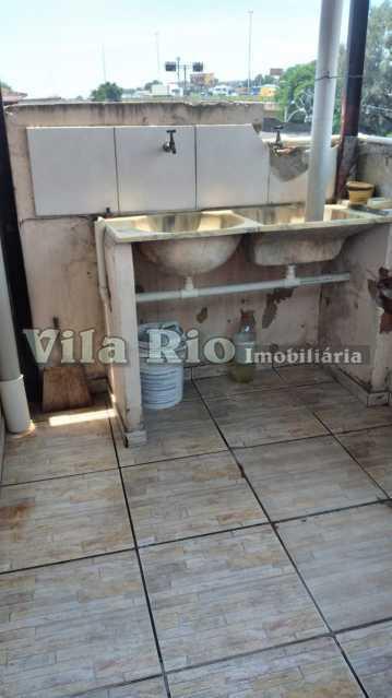 TERRAÇO 2. - Apartamento 1 quarto à venda Cordovil, Rio de Janeiro - R$ 130.000 - VAP10051 - 16