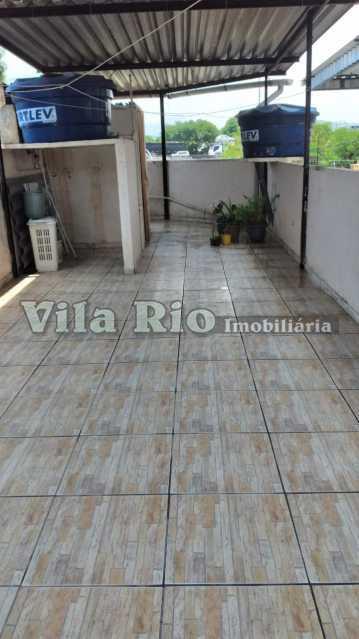 TERRAÇO 3. - Apartamento 1 quarto à venda Cordovil, Rio de Janeiro - R$ 130.000 - VAP10051 - 17