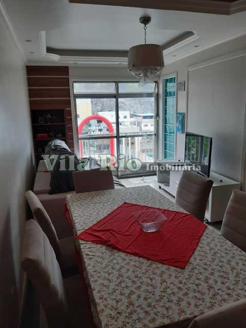 SALA 1 - Apartamento 2 quartos à venda Vista Alegre, Rio de Janeiro - R$ 400.000 - VAP20514 - 1