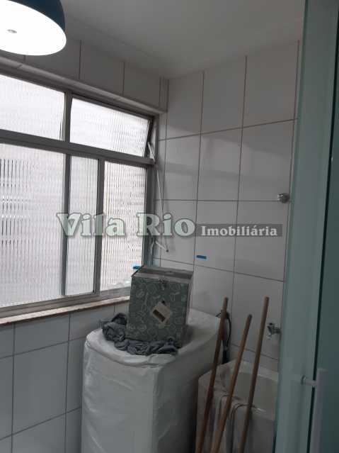 ÁREA 1 - Apartamento 2 quartos à venda Vista Alegre, Rio de Janeiro - R$ 400.000 - VAP20514 - 21